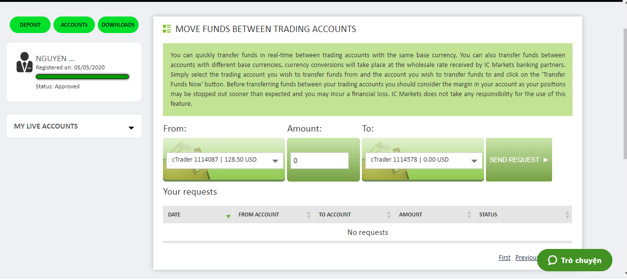 Copy Trader Forum